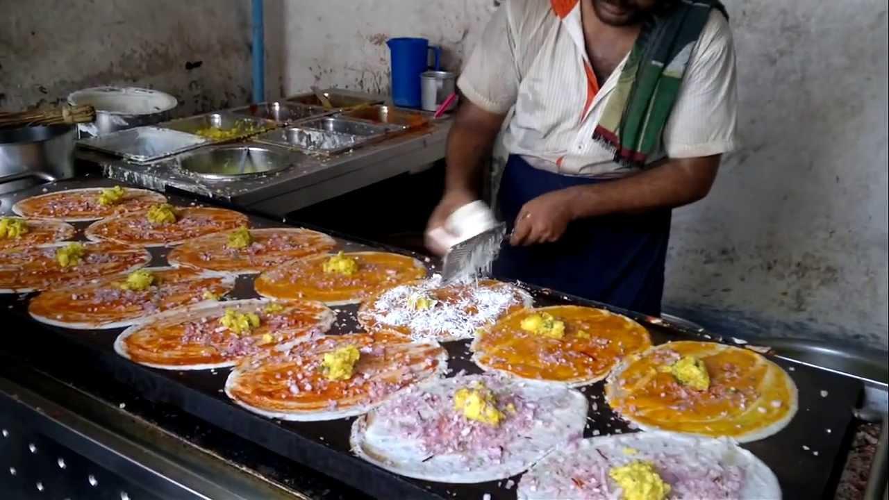 Thailand Food Making