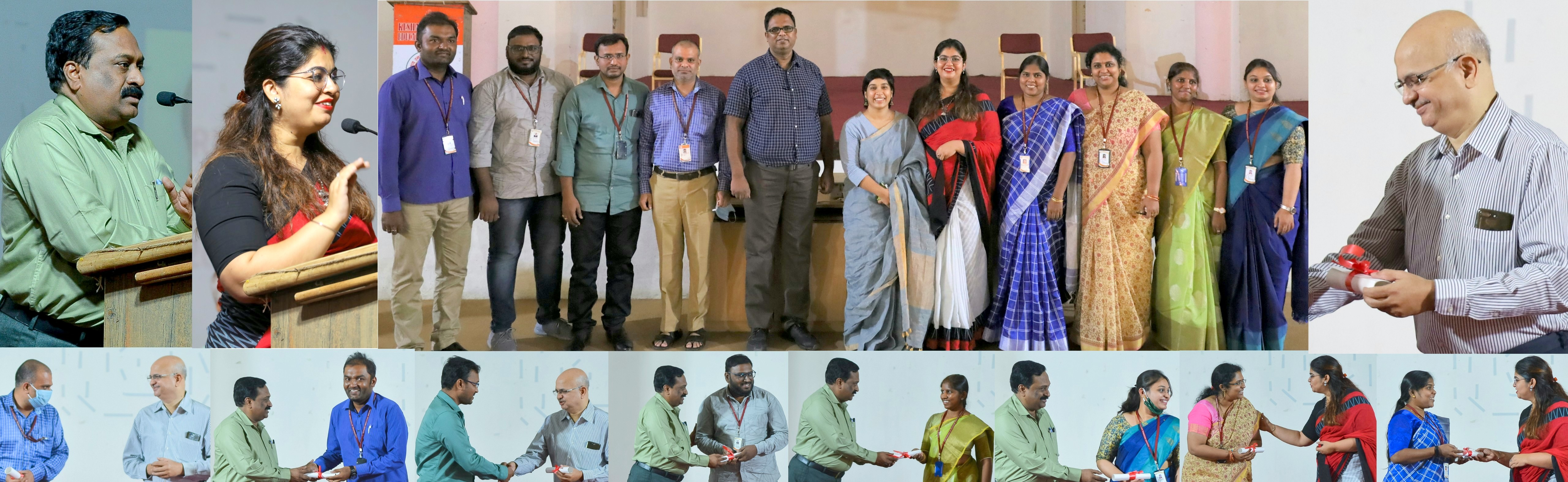 Faculty Felicitation Programme