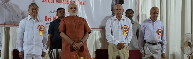 OUR HONOURABLE PRIME MINISTER SHRI NARENDRA MODI AT KMIT