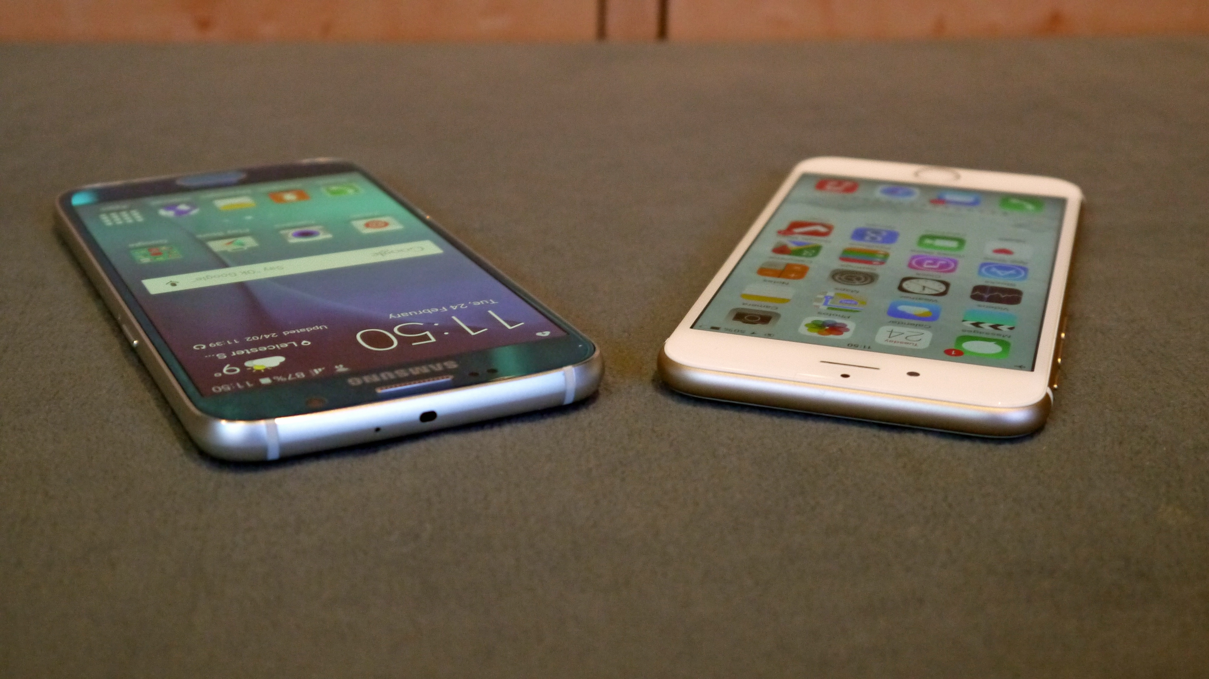 iphone 6 vs samsung galaxy s6 samsung galaxy s6 kmitra 1468
